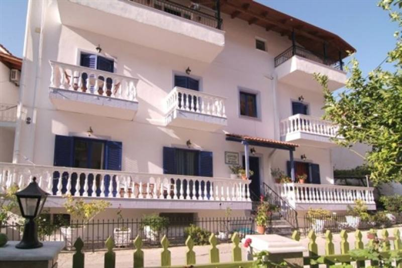 Appartementen Andigoni - Parga - Preveza